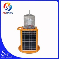 AH-LS/E Low-intensity Type B Solar Aviation Obstruction Light